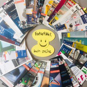 Redaktionelle Beiträge steigern den Bekanntheitsgrad